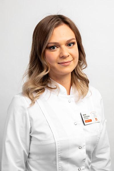 Богатырева Мария Алексеевна Врач-стоматолог детский