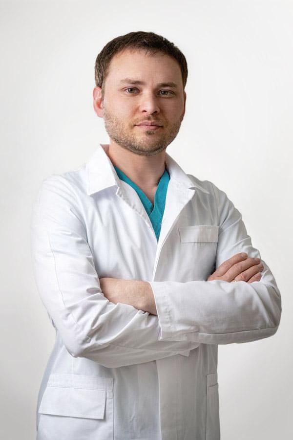 Ишигов Осман Мустафаевич Врач–анестезиолог–реаниматолог