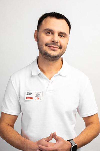 Яухман Святослав Юрьевич Врач–стоматолог–хирург, имплантолог