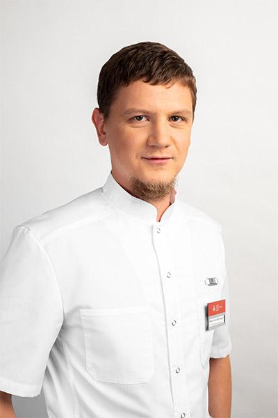 Макеев Анатолий Юрьевич Врач–анестезиолог–реаниматолог