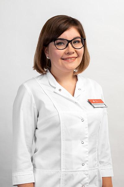 Миркина Яна Игоревна Врач-стоматолог-ортодонт