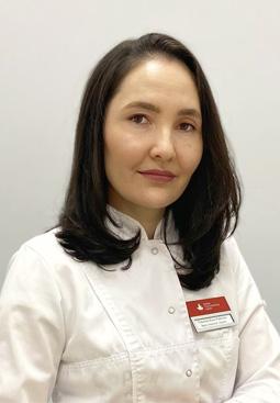 Родионова Жанна Рафисовна Врач-стоматолог-терапевт взрослого и детского приема