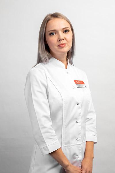 Тетюева Алена Владимировна Врач-стоматолог детский