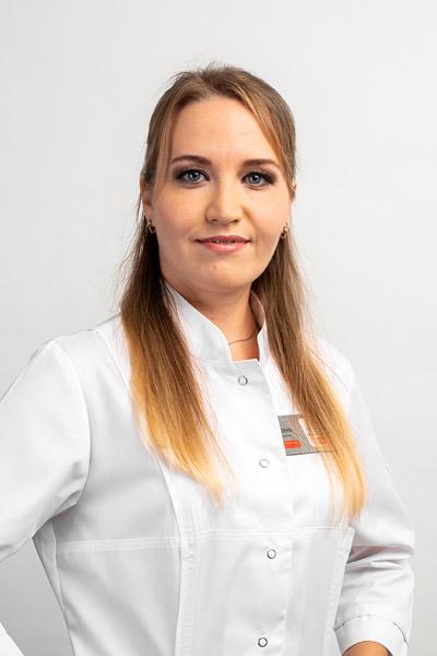 Троменшлегер Ирина Вадимовна Врач-стоматолог детский, ортодонт